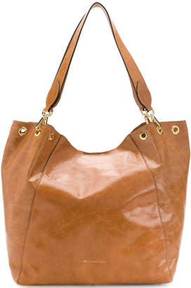 L'Autre Chose wide shoulder bag