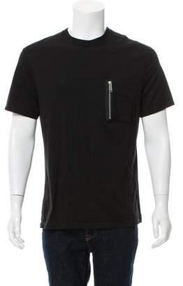 Christian Dada Zip-Pocket T-Shirt