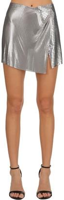 Fannie Schiavoni Metal Mesh Skirt