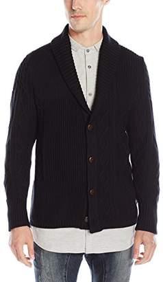 Zanerobe Men's Harlem Knit Cardigan Sweater