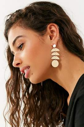 Urban Outfitters Moonphases Statement Drop Earring