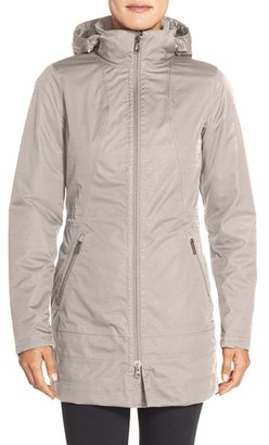 Women's The North Face 'Ancha' Hooded Waterproof Parka $199 thestylecure.com