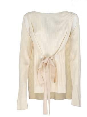 MM6 MAISON MARGIELA Mm6 Deconstructed Sweater