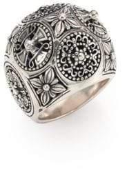 Konstantino Penelope Sterling Silver Dome Ring
