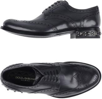 Dolce & Gabbana Lace-up shoes - Item 11167670XG