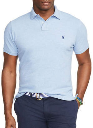 Polo Ralph Lauren Big and Tall Classic-Fit Mesh Polo Shirt