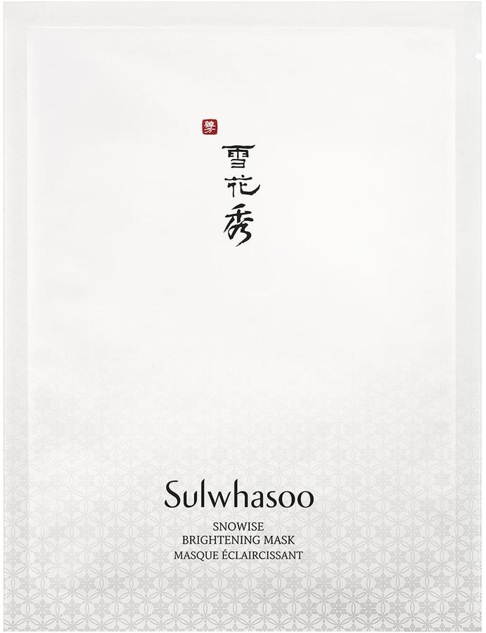 Sulwhasoo snowise brightening mask 10 sheets shopstyle for Neiman marcus affiliate program