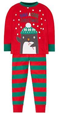 Mothercare Boy's Penguin Pyjama Sets,(Manufacturer Size: 104)