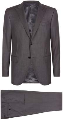 Corneliani Virgin Wool Two-Piece Suit