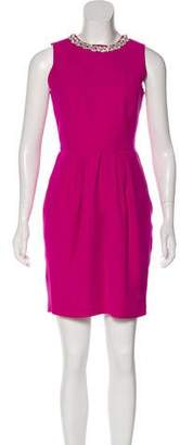 Cynthia Steffe Sleeveless Cocktail Dress