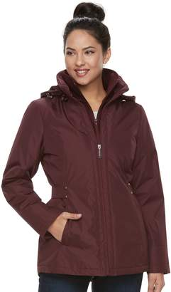 Details Women's Hooded Anorak Jacket