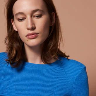 Sandro Sweater with epaulettes