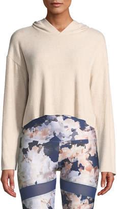 Onzie Weekend Cropped Pullover Hoodie