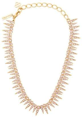 Oscar de la Renta sea urchin necklace