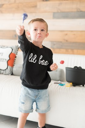 Ampersand Avenue Kids - Lil' Boo Sweatshirt
