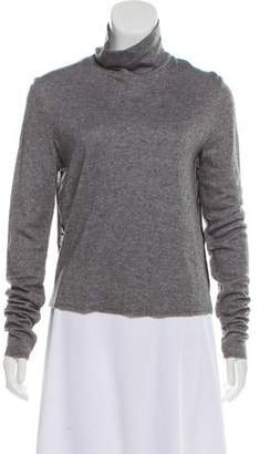 See by Chloe Long sleeves Mock Neck Top