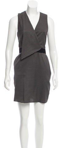 3.1 Phillip Lim3.1 Phillip Lim Sleeveless Striped Dress
