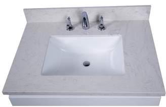 3.1 Phillip Lim RenaissanceVanity Lucca Single Bathroom Vanity Top