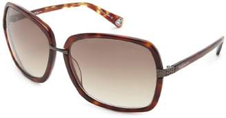 True Religion Sunglasses Natalie Rectangular Sunglasses