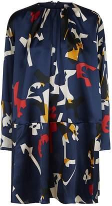 Roksanda Natani Geometric Dress