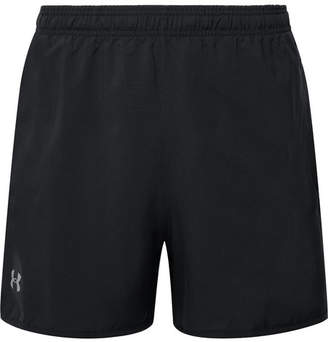 Under Armour Qualifier HeatGear Shorts - Men - Black