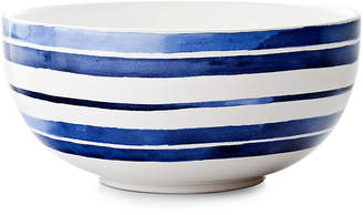 Ralph Lauren Home Cote D'Azur Stripe Serving Bowl - Navy/White