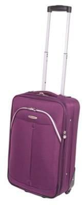 Pierre Cardin Zylo Onboard Case - Purple & Light Grey