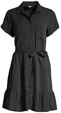 Paige Women's Callan Belted Shirtdress