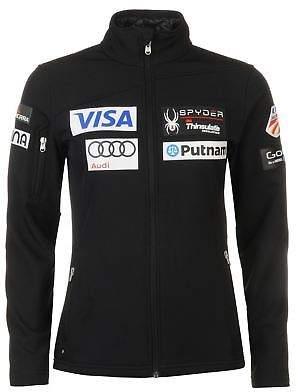 Spyder Womens FresAir Softshell Jacket Coat Top