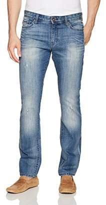 William Rast Men's Dean Slim Straight Denim Jean