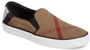 Burberry Gauden Slip-On Sneaker