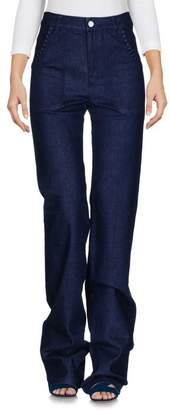See by Chloe Denim trousers
