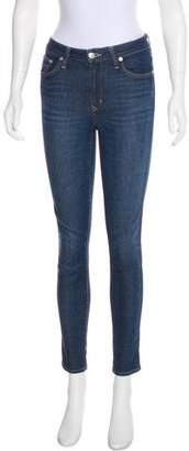 Lovers + Friends Mid-Rise Skinny Jeans