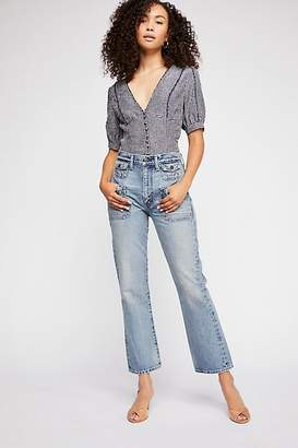 Citizens of Humanity Kamila Patch Pocket Flare Jeans
