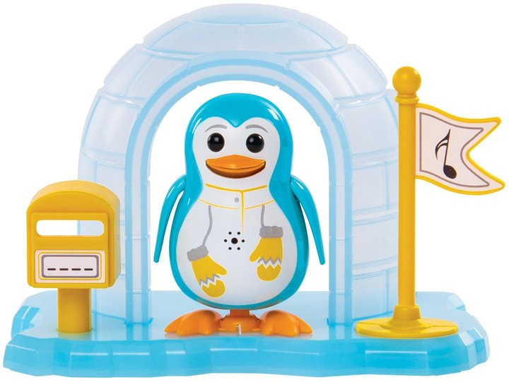 Digi Penguin - North with Igloo