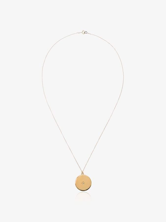Sasha Samuel Maxine locket necklace