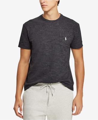 Polo Ralph Lauren Men Big & Tall Classic Fit Pocket T-Shirt