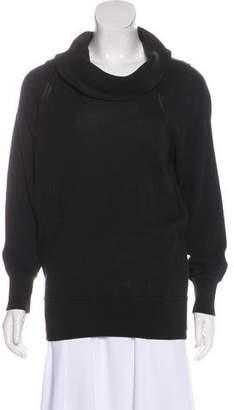 Malo Long Sleeve Turtleneck Sweater