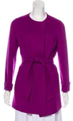 Max Mara Wool Long Sleeve Jacket