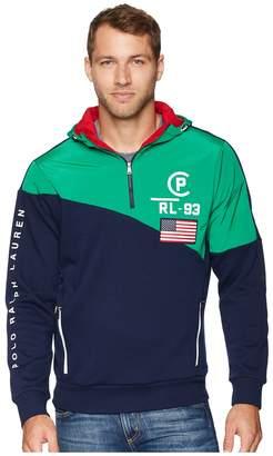 Polo Ralph Lauren CP-93 Training Hoodie Men's Clothing