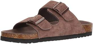 Dr. Scholl's Shoes Men's Fin Slide Sandal