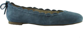Jack Rogers Lucie Suede Flat