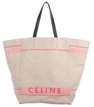 Celine 2017 Canvas Phantom Cabas