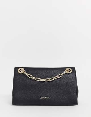 Calvin Klein instant convertible shoulder bag