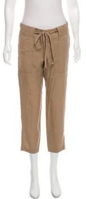 Kimberly Ovitz Mid-Rise Pants