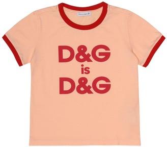 Dolce & Gabbana Is T-shirt