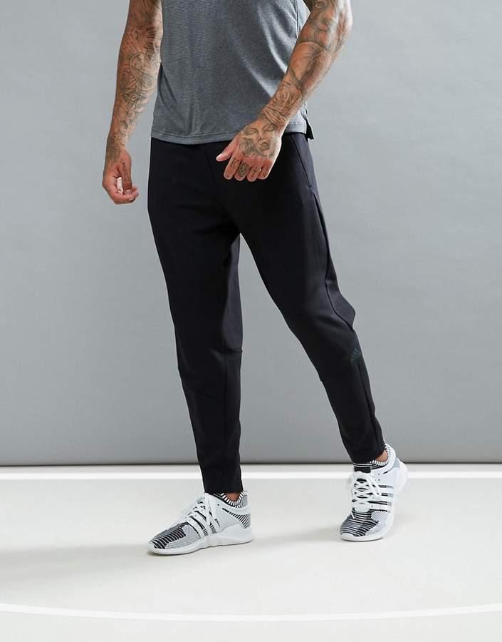 Adidas adidas Athletics ZNE Joggers In Black BQ7023
