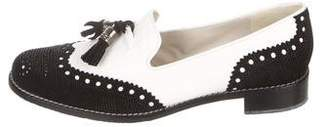 Stuart Weitzman Guything Wingtip Loafers w/ Tags