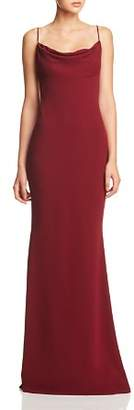 Katie May Lola Cowl-Neck Gown - 100% Exclusive