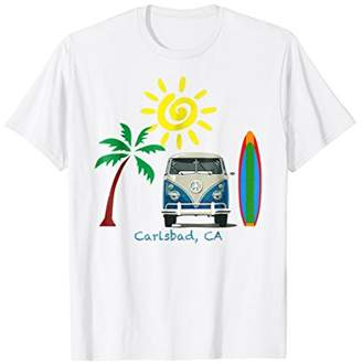 Great Beach T-shirt for Carlsbad